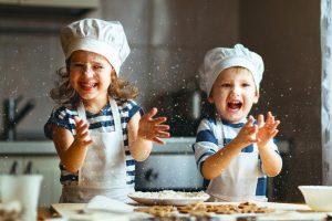 Çocuklarla Sağlıklı Mutfak Atölyesi
