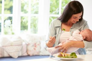 Doğum Sonrası Kilo Yönetimi Programları