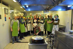 Uygulamalı Sağlıklı Mutfak Atölyesi